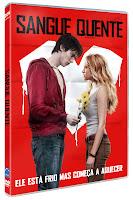 Passatempo DVD Sangue Quente