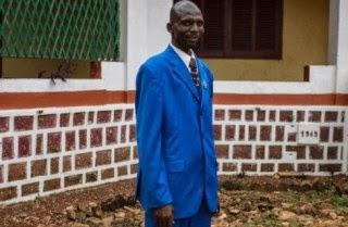 Shaleh Dido, Muslim Terakhir Yang Di Bunuh Milisi Salibis Anti Balaka di Kota Mbaiki