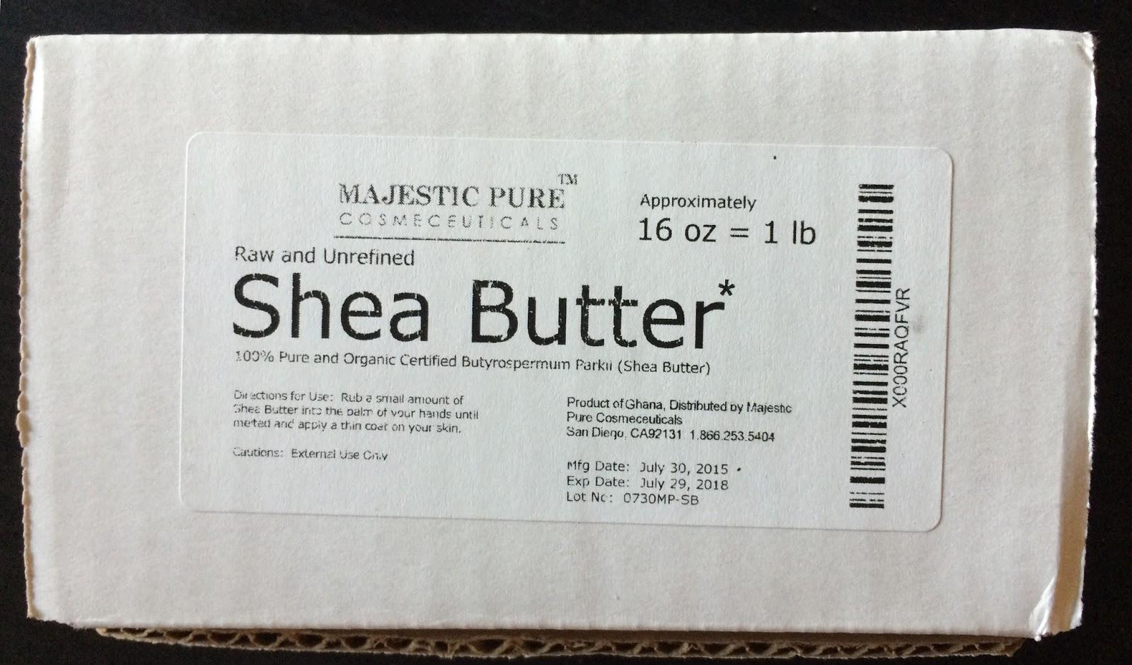 shea butter skincare