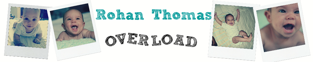 Rohan Thomas Overload
