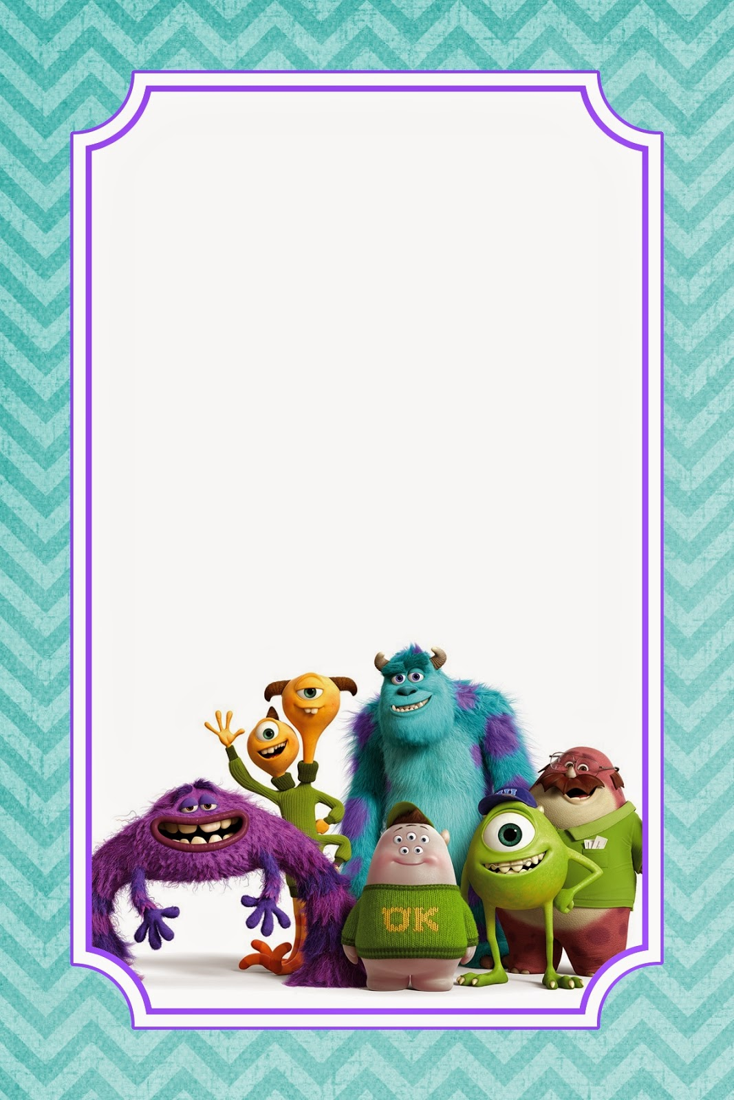 Appetizer for a Crafty Mind: Free Monsters University Food Label ...