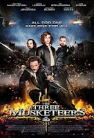 Download The Three Musketeers (2011) DVDScr STUDiO AUDiO 400MB Ganool