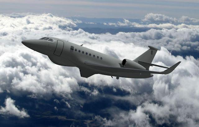 Falcon 2000 MRA