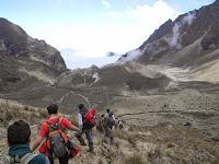Vulcano Guagua Pichincha