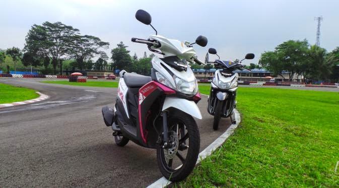 Yamaha Laris Manis Dengan Produk Terbarunya Yakni Mio M3 125