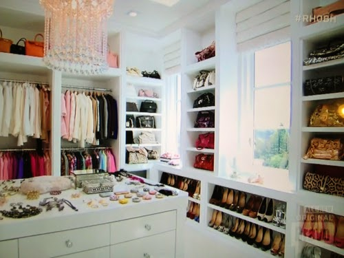 Beau Lisa Vanderpumpu0027s Posh Closet. Via Pinterest