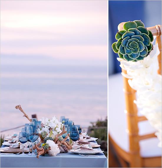 CJNT Wedding Inspirations: Elegant Beach Wedding Ideas