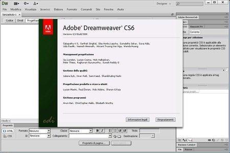 serial key adobe dreamweaver cs6