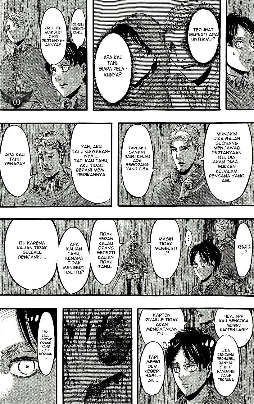 Shingeki no Kyojin Chapter 27-13