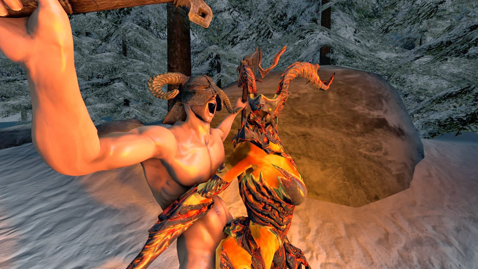 The elder scrolls female porn xxx pictures