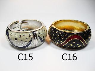 gelang aksesoris wanita c15c16