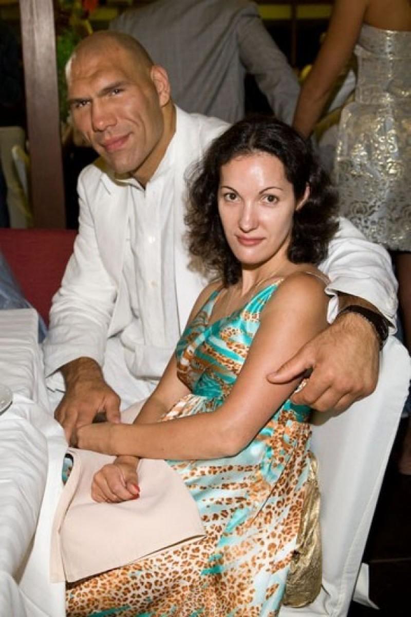 фото валуева с женой и ребенком