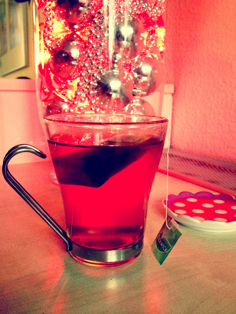 Pickwick Tea at Christmas