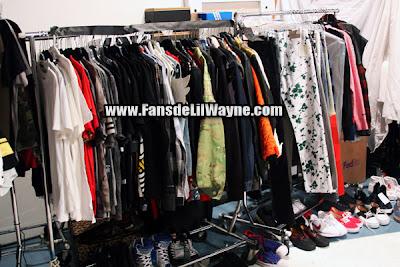 fotos de el armario de lil wayne ropa gafas pantalones