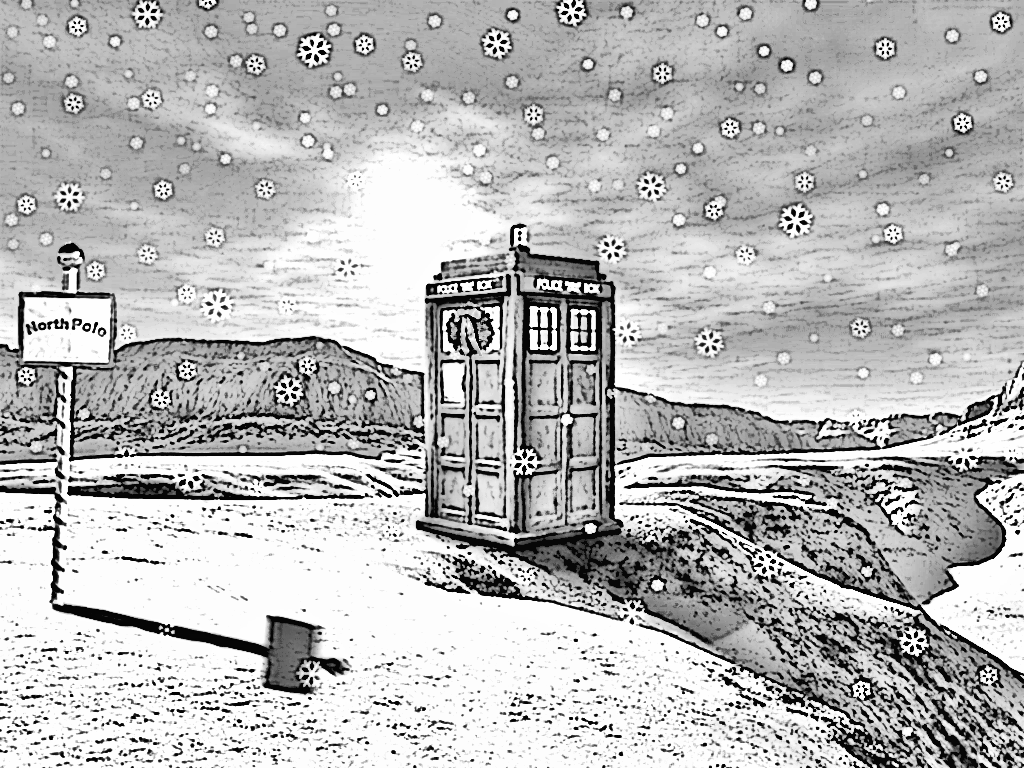 Introverted wife geeks come a 39 coloring for Doctor who tardis coloring pages
