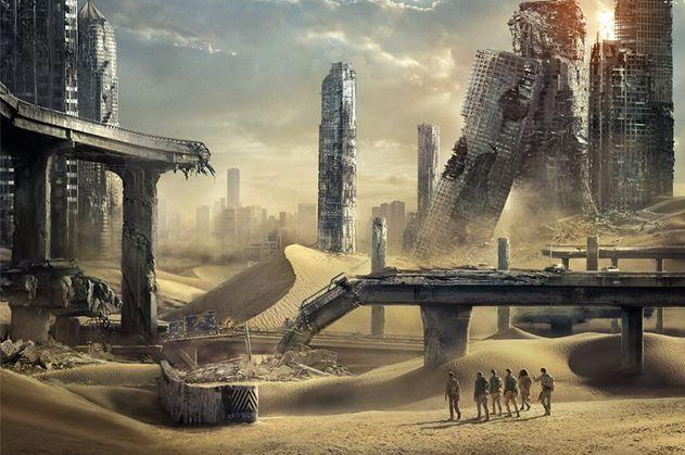 The Maze Runner Chapter II: The Scorch Trials