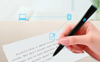 """Η """"μαγική"""" πένα που μετατρέπει τις γραπτές σημειώσεις σε ηλεκτρονικά αρχεία"""