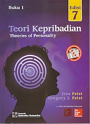 toko buku rahma: buku TEORI KEPRIBADIAN BUKU 1, pengarang jess feist, penerbit salemba humanika