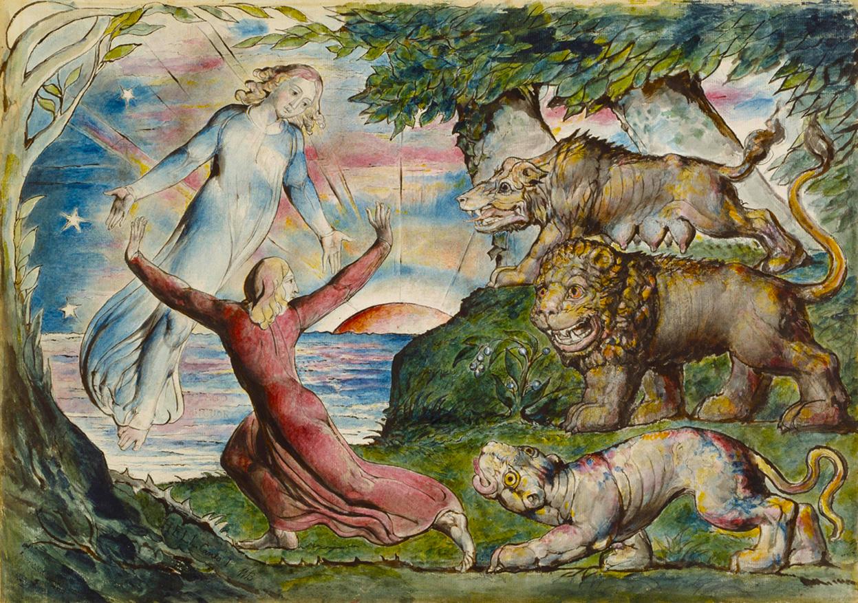 Intelliblog Art Sunday William Blake