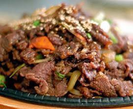 BUL-GO-GI Grilled Marinated Beef Recipe
