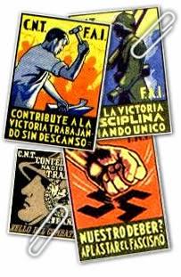 Exposición de propaganda adhesiva de la Guerra Civil, la dictadura y latransición española