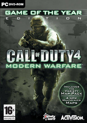 Call Of Duty 4: Modern Warfare RIP