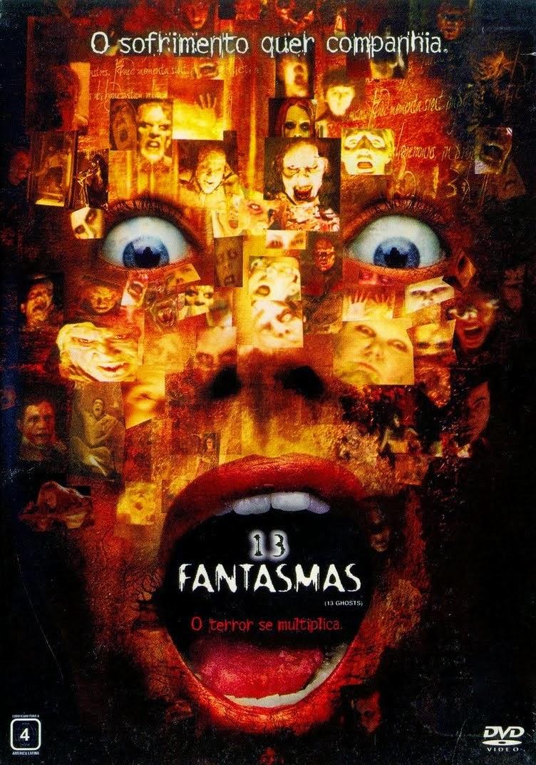 13 Fantasmas – Dublado (2001)