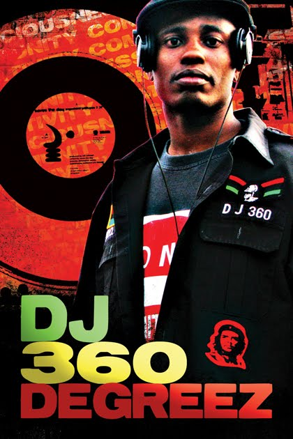 DJ 360 DEGREEZ