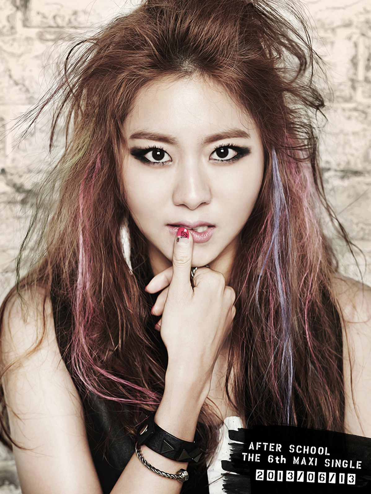 After school uee (유이) first love (첫사랑) wallpaper teaser