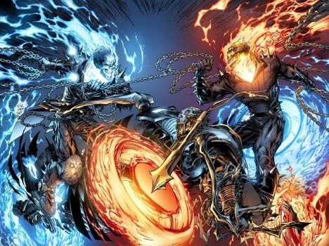"GHOST RIDER 2 ""Spirit Of The Vengeance"""