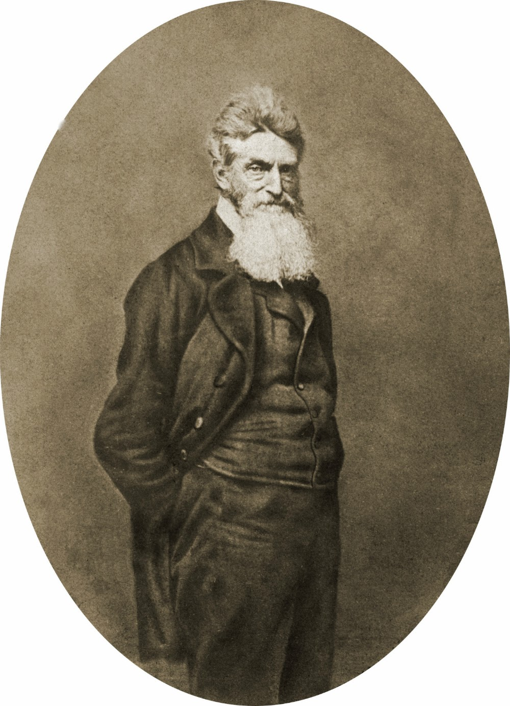 john brown an abolitionist John brown was the most famous, and polarizing, figure to emerge in america in the 1850's, with the exception of abraham lincoln brown came to personalize the violence which was overcoming the national dialogue over slavery at the time.