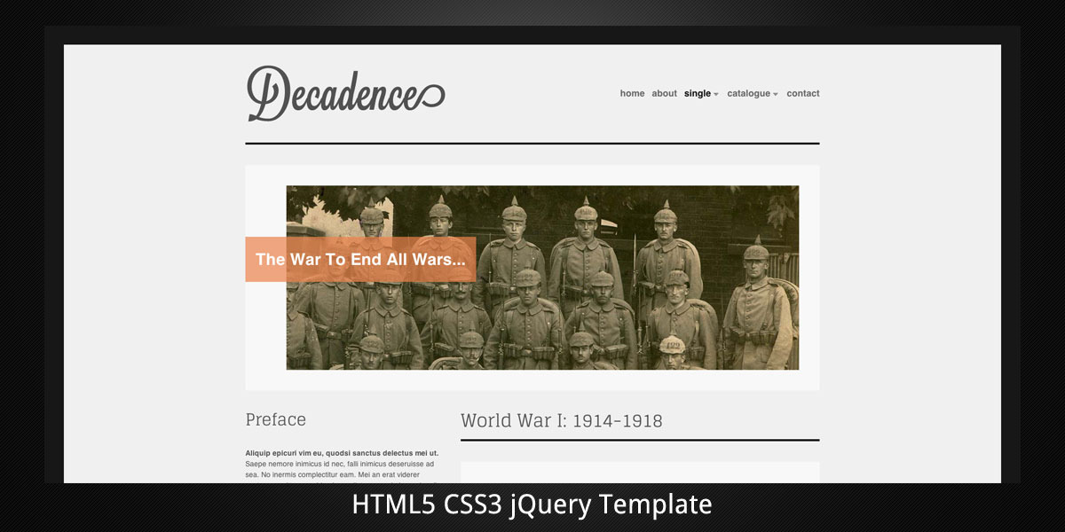 best-html5-themes