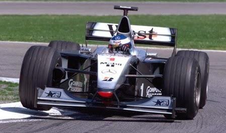 Formula 1 1999 Mika Hakkinen/ Mclaren