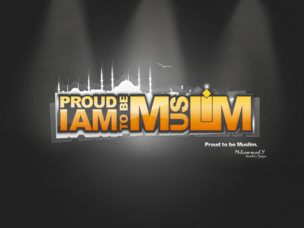 Wallpaper Dan Background Aku Islam