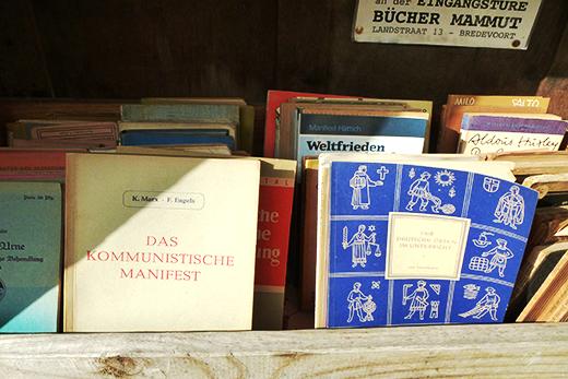 antike Bücher, Bücherstadt Breedevort, Antiquariat, Ausflugstipps, Niederlande, Holland
