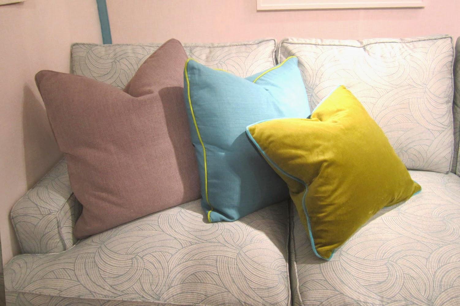 duralle pillows turquoise pillows