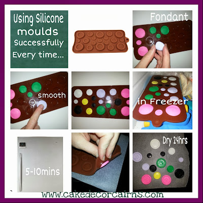 Cake Decorating Classes Cairns  Buttons