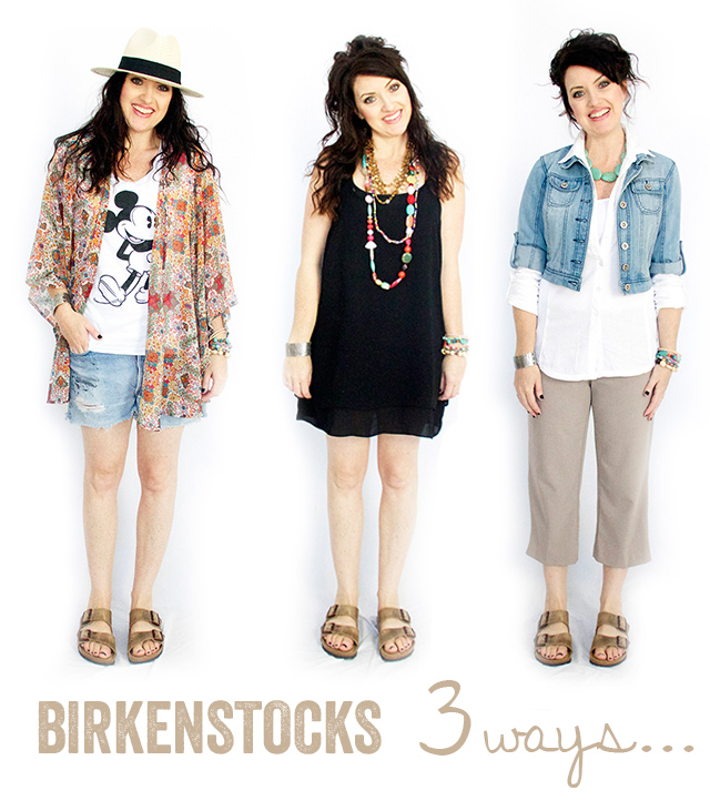 Birkenstock back in fashion 90