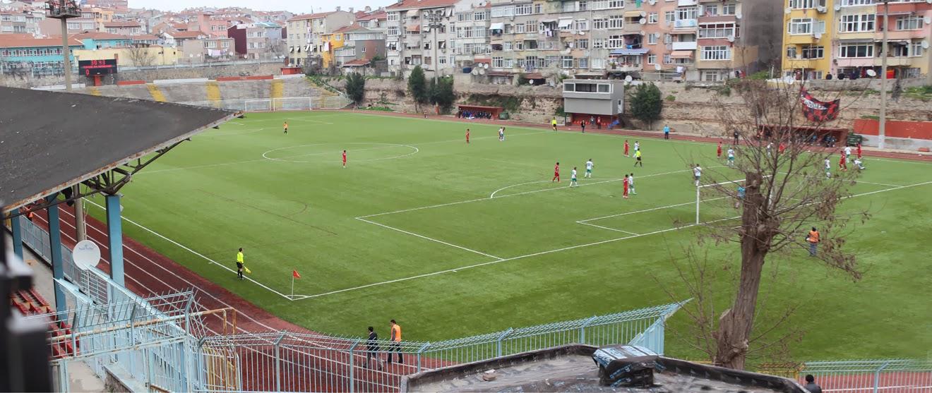 Karagümrük Spor Klubü Vefa Stadı