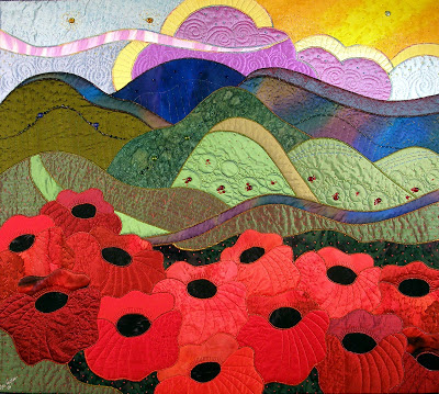 rose-hughes-quilt-artist-dreamin-of-poppies-II