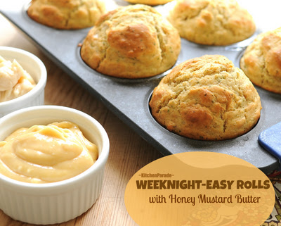 Weeknight-Easy Rolls