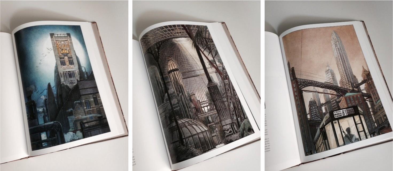 Imagenes interiores Las Ciudades Oscuras