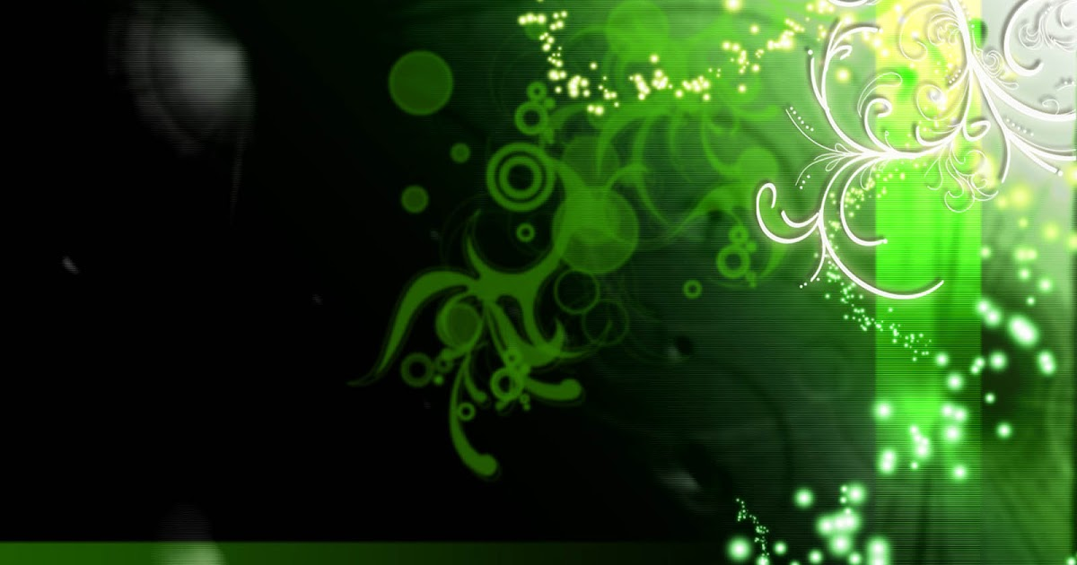 Wallpapers: Green Abstract Wallpapers