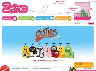 Ecommerce Website : Zaino