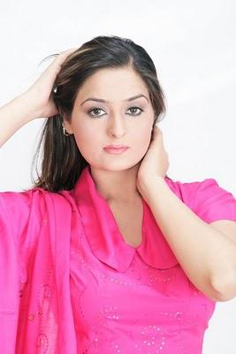Saba Kazmi Pashto Actress