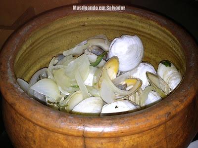 Casa do Caranguejo: Porção de Lambreta