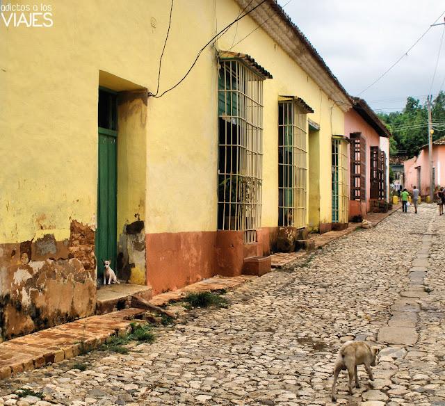 calle trinidad cuba