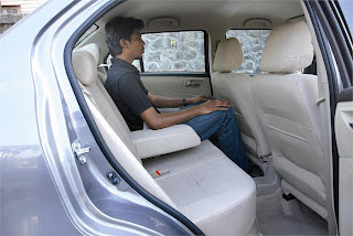 New Maruti Swift Dzire Zdi seating