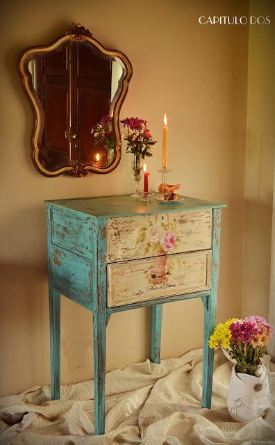 Capitulo dos marzo 2013 - Disenos muebles pintados ...