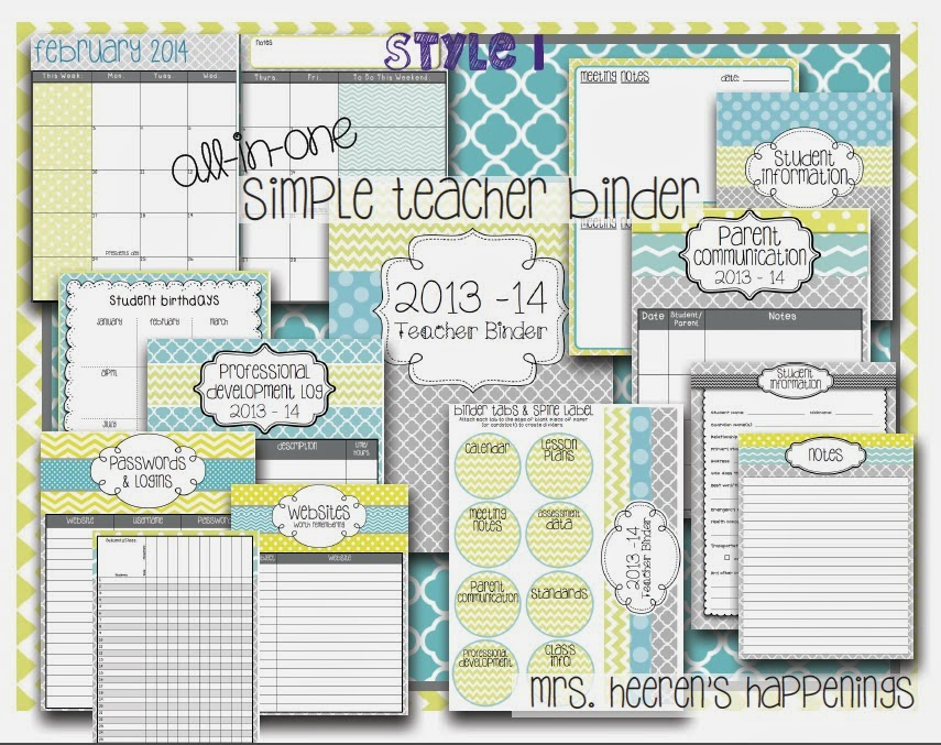 http://www.teacherspayteachers.com/Product/All-in-One-Simple-Style-Teacher-Binder-727970